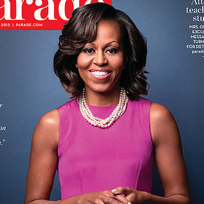 Michelle Obama Talks About Her Daughters
