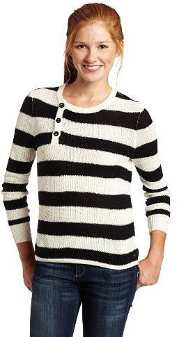 Oneill Juniors Rampage Yarn-Dye Sweater Knit