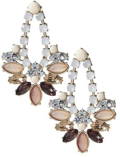 Sabine Antique Chandelier Earring