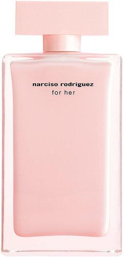 Narciso Rodriguez For Her Eau de Parfum, 3.3 oz.