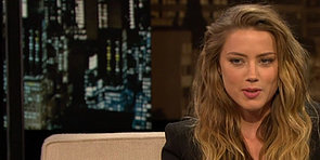 That Awkward Moment When Amber Heard's Costar Doesn't Know Who She Is