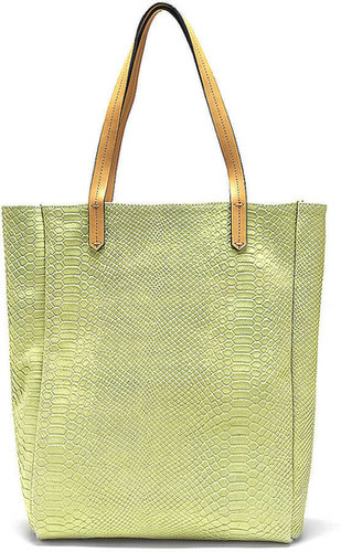 KELSI DAGGER Hendrix Embossed Leather Tote Bag