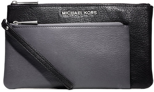 Michael Kors Large Tippi Zip Clutch