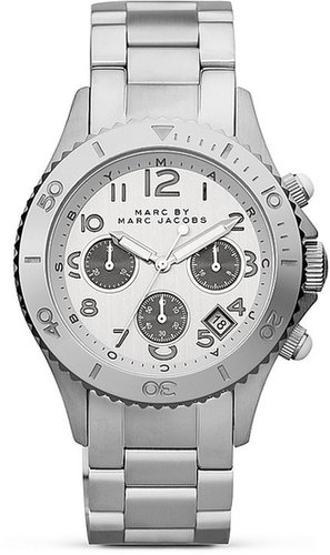 MARC BY MARC JACOBS Metal Rock Watch, 40mm