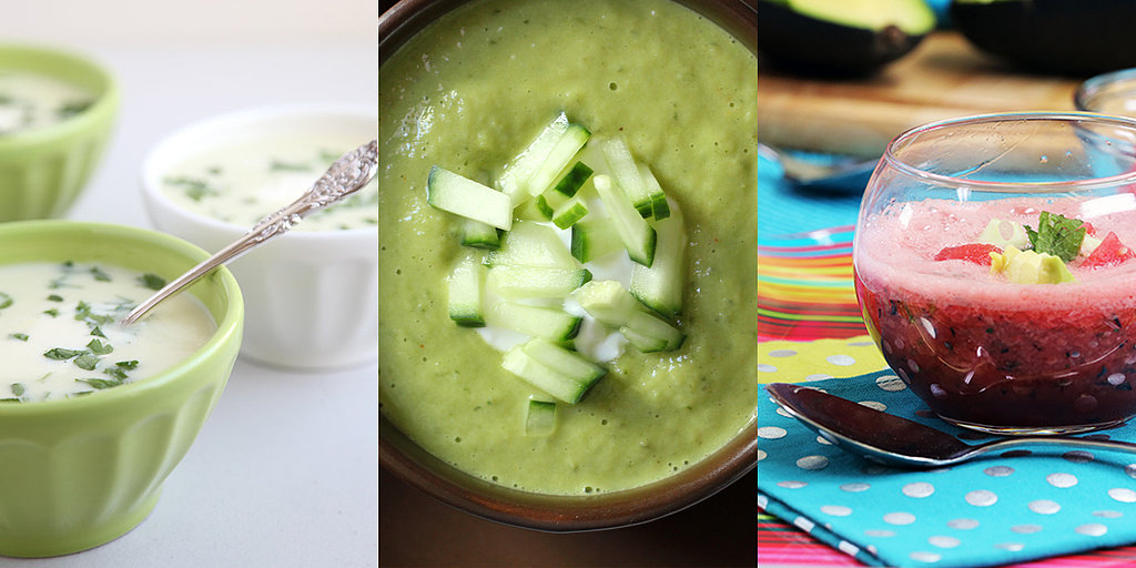 9 Chilled Soups to Temper the Heat
