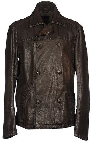 BROGDEN Leather outerwear