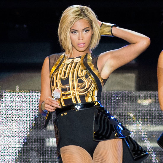 Beyonce Mrs. Carter Tour Costumes | Pictures