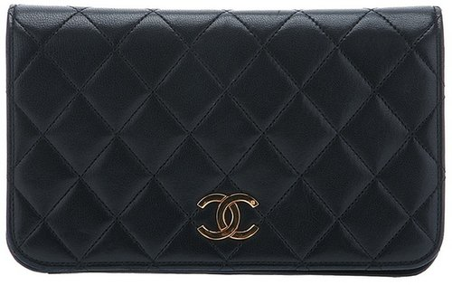 Chanel Vintage vintage quilted shoulder bag
