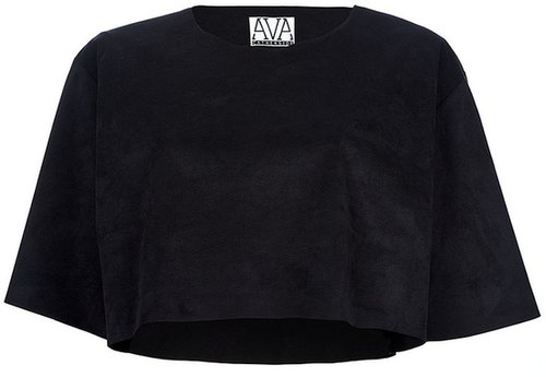 Ava Catherside Cropped T-shirt