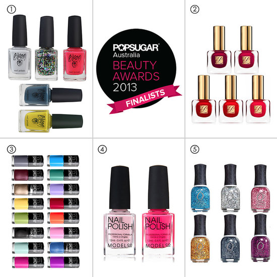 Best Nail Colour POPSUGAR Australia Beauty Awards 2013