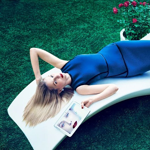 Marissa Mayer in Vogue Photo Shoot
