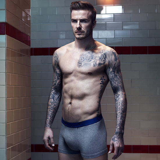 David Beckham H&M Underwear Video Fall 2013