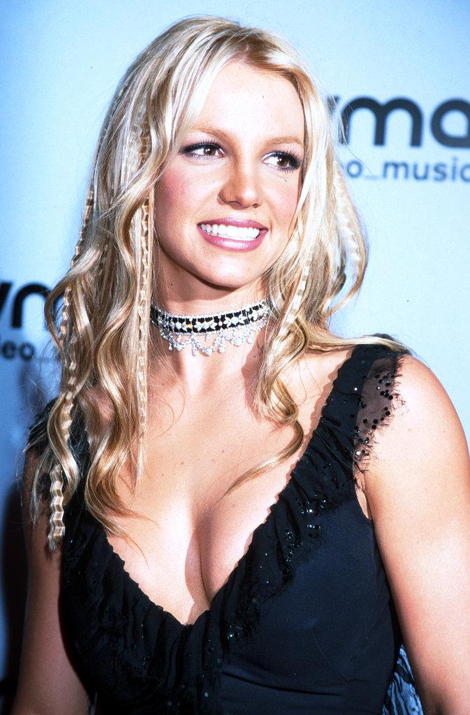 Britney Spears, 2000