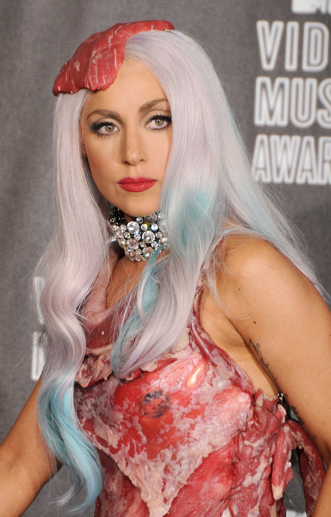 Lady Gaga, 2010