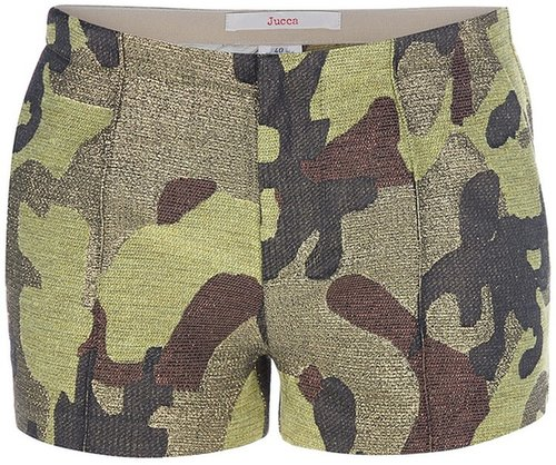 Jucca camouflage short