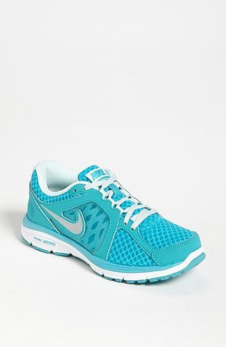 Nike 'Dual Fusion Run Breathe' Running Shoe (Women) Sky Blue 5 M