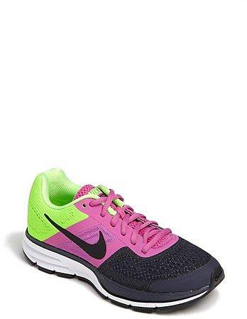 Nike 'Air Pegasus+ 30' Running Shoe (Women) Club Pink/ Black 7.5 M