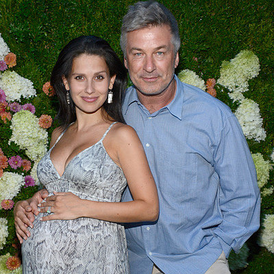 Alec And Hilaria Baldwin's New Baby Girl Carmen Gabriela