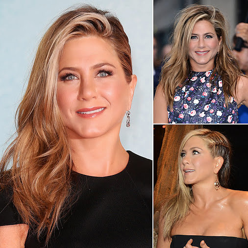 On Google+, Jennifer Aniston's hairstyling adventures got people plusing.