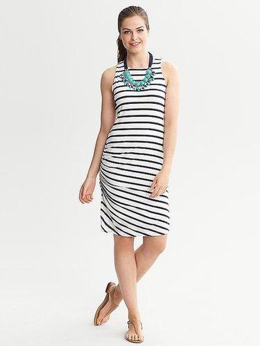Hannah Shirred Dress