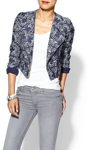 Skies Are Blue Paisley Jacket