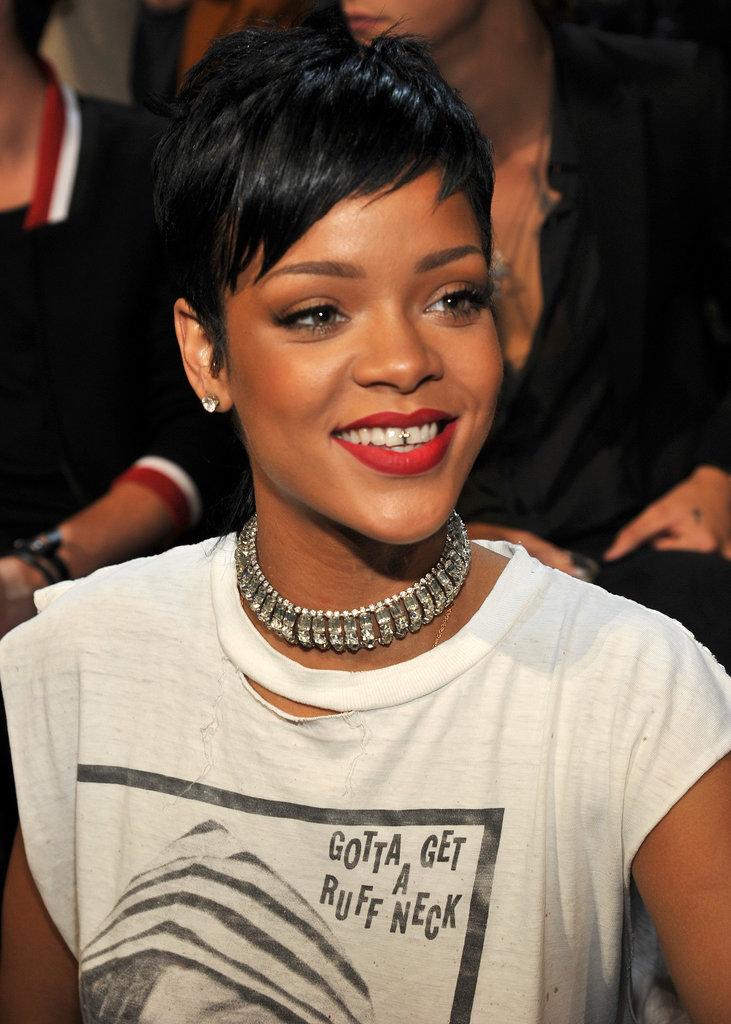 Rihanna at the VMAs