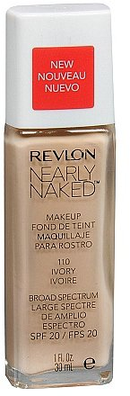 Revlon Nearly Naked Makeup SPF 20