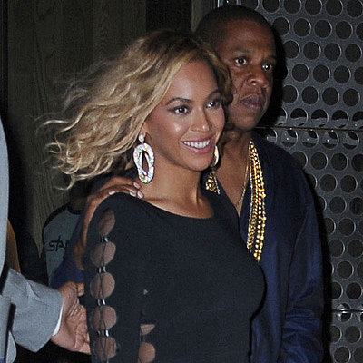 Beyonce New Hairstyle at MTV VMAs After Party 2013