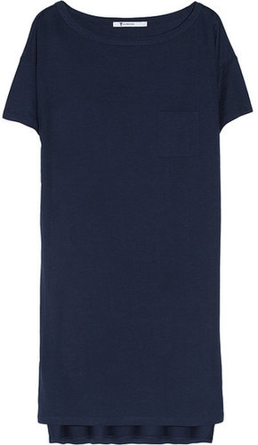 T by Alexander Wang Classic jersey T-shirt dress