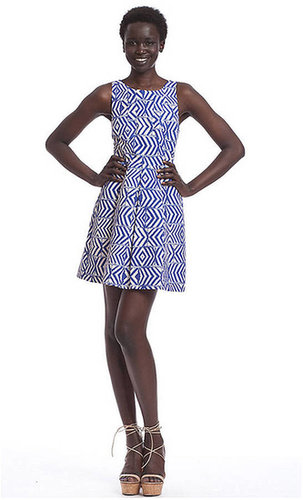 PLENTY BY TRACY REESE Sleeveless Printed Dress
