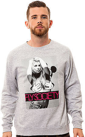 Fly Society The XXX Crewneck Sweatshirt