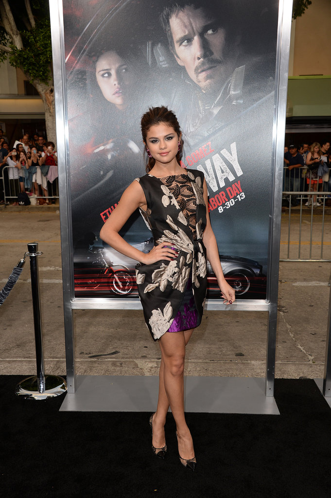 Selena Gomez Goes on a Different Kind of Getaway