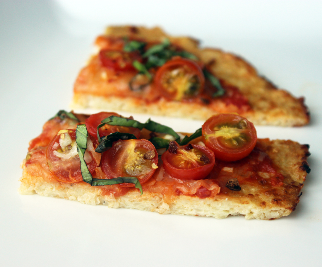 Cauliflower Crust Pizza | Lose Weight With These 32 Lunches Under 400 ...