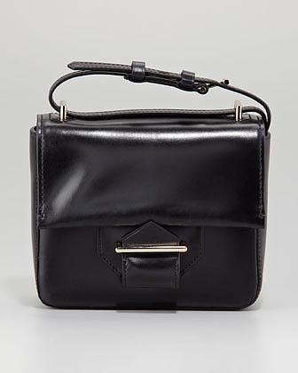Reed Krakoff Standard Mini Shoulder Bag, Black