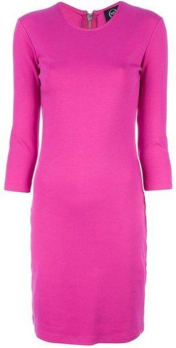 Mcq By Alexander Mcqueen zip back dress