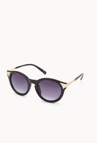 FOREVER 21 F5241 Round Sunglasses