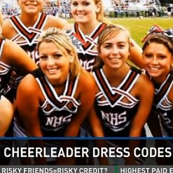 Cheerleading Outfits Against Dress Code