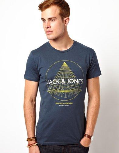 Jack & Jones T-Shirt With Logo Print