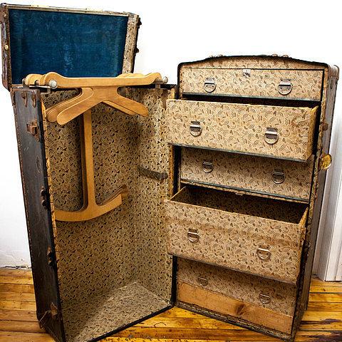 Vintage Favs Luggage IV