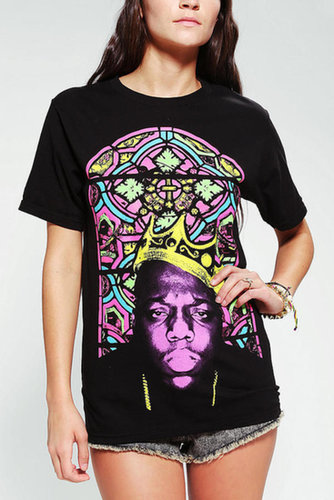 Biggie Stained Glass Tee