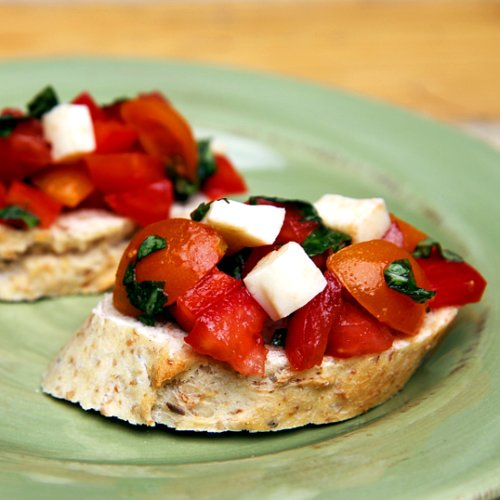 Healthy Recipe: Easy Bruschetta