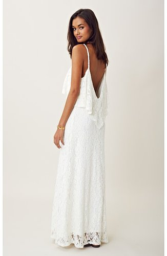 blu moon LACE SUMMER LOVIN MAXI DRESS