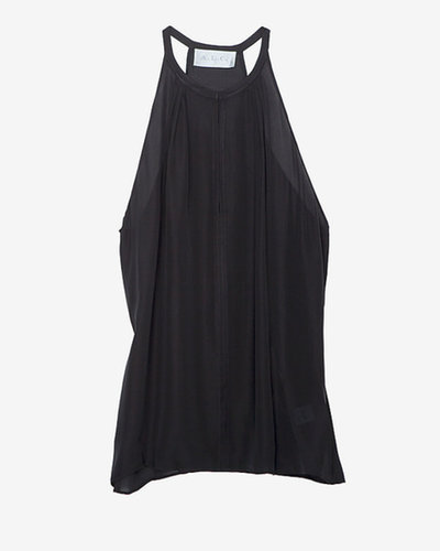 A.l.c. Exclusive Sleeveless Keyhole Blouse