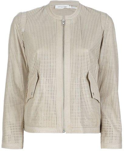 Isabel Marant 'Calvin' leather  jacket