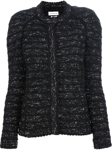 Isabel Marant Étoile 'Iona Cowens' bouclé jacket