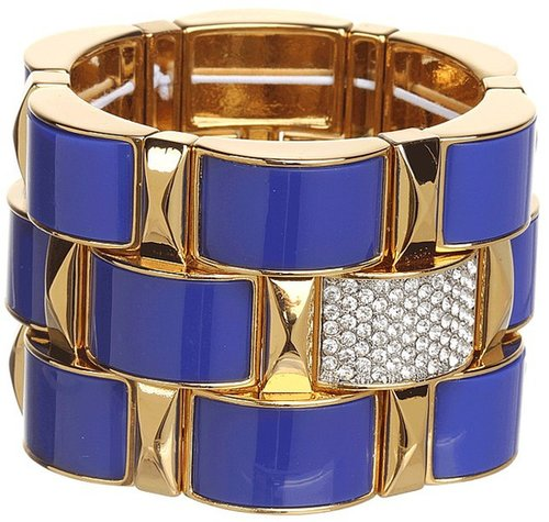 Juicy Couture - Resin Stretch Bracelet (Seaside) - Jewelry
