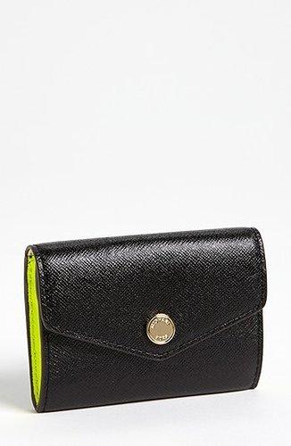 MICHAEL Michael Kors Saffiano Leather Coin Purse