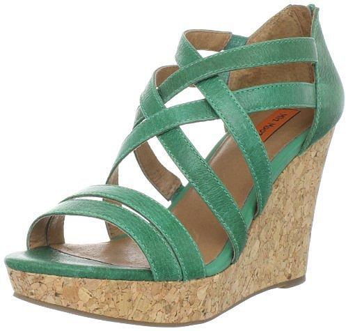 Miz Mooz Women's Kiara Wedge Sandal