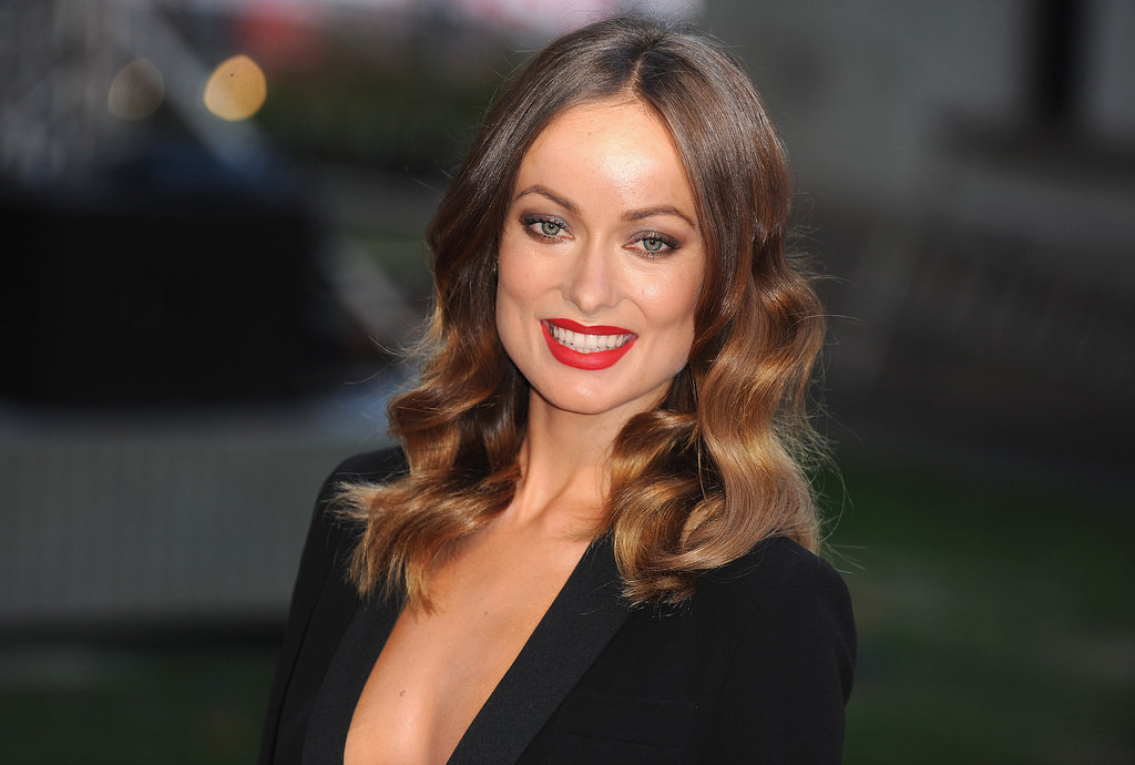 Olivia Wilde Does Menswear Even Better Than the Hemsworth Brothers