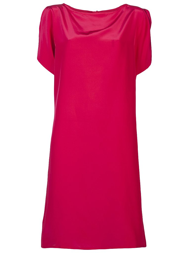 Dress, approx $400, Janezic at Farfetch.
